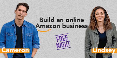 Side Hustle Snack & Learn: Build an Amazon Business tickets
