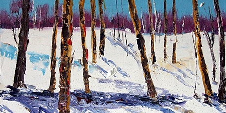 Landscape Painting Workshop: Master the Composition tickets