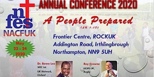 NACFUK National Convention 2020