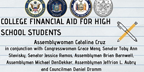 Financial Aid Workshop for High School Students tickets