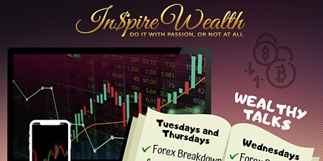 InspireWealth Wealthy Talks tickets