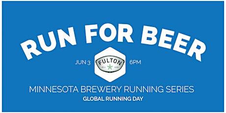 Beer Run - Fulton Brewery | 2020 Minnesota Brewery Running Series tickets