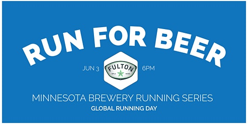 Beer Run - Fulton Brewery | 2020 Minnesota Brewery Running Series