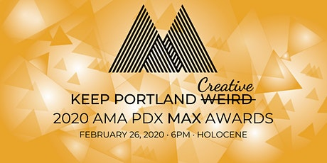AMA PDX 2020 Marketing Excellence Awards tickets