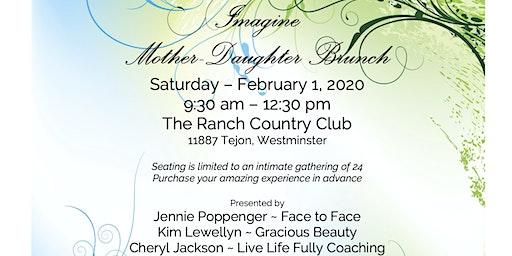Imagine Mother-Daughter Brunch