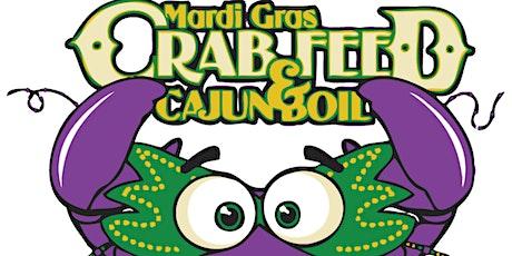 2020 FFBI Mardi Gras Crab Feed tickets