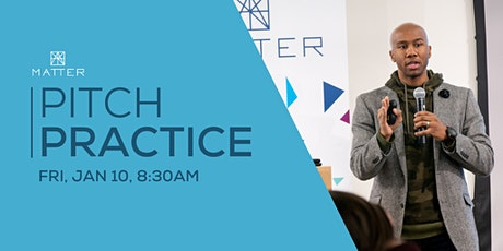 MATTER Pitch Practice tickets