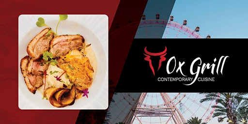 OX GRILL RESTAURANT - GRAND OPENING