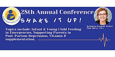 28th Alaska Breastfeeding Coalition Conference tickets