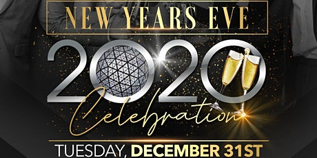NYE 2020 @The Blue tickets