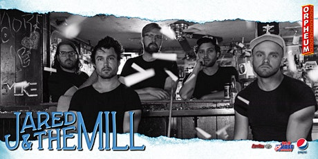 Jared & The Mill tickets