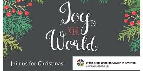 Join First Lutheran for Christmas! tickets
