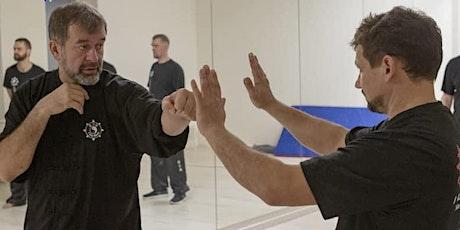 Sanda - basics exercise to martial application - Master Alex Skalozub tickets