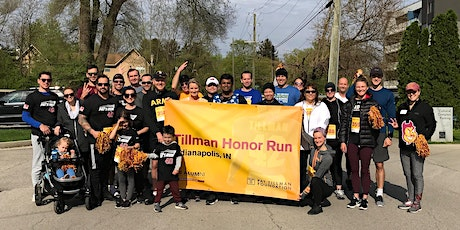 Indianapolis:Tillman Honor Run tickets