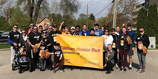 Indianapolis:Tillman Honor Run