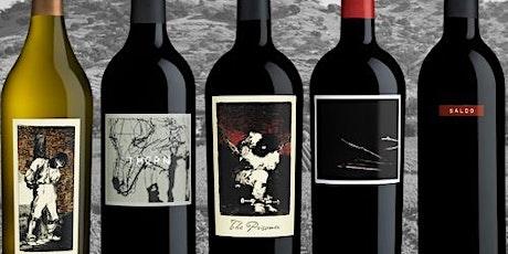 Prisoner Wine Company Wine Dinner tickets
