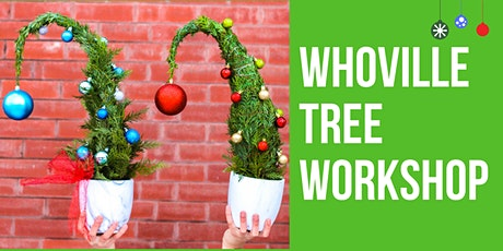 Whoville Tree Workshop at Board N Brew Cafe tickets