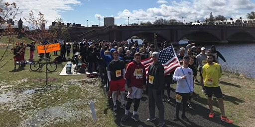 Boston:Tillman Honor Run