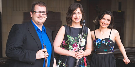 Storytellers, A Piano Trio Concert tickets