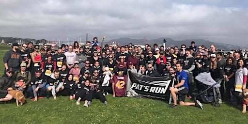 San Francisco:Tillman Honor Run