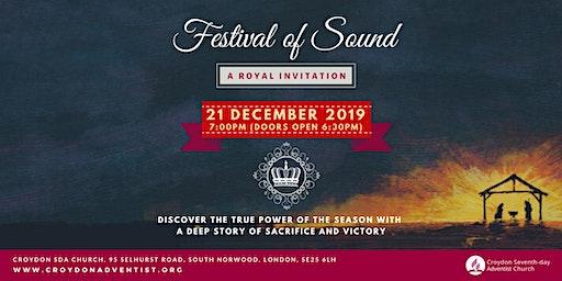 Croydon Festival of Sound