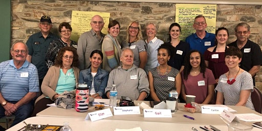 Sententia Vera Cultural Hub: Red/Blue Spanish/English Workshop 18 Jan 2020