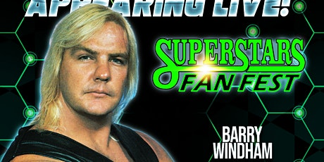 Meet & Greet with Barry Windham at Superstars Fan Fest tickets