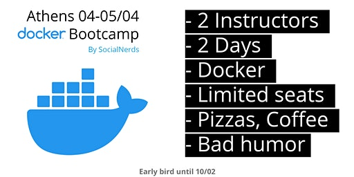 Docker Bootcamp - SocialNerds