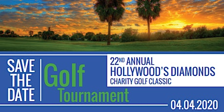 22ND ANNUAL HOLLYWOOD'S DIAMONDS CHARITY GOLF CLASSIC & LUNCHEON tickets