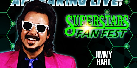 Meet & Greet with Jimmy Hart at Superstars Fan Fest tickets