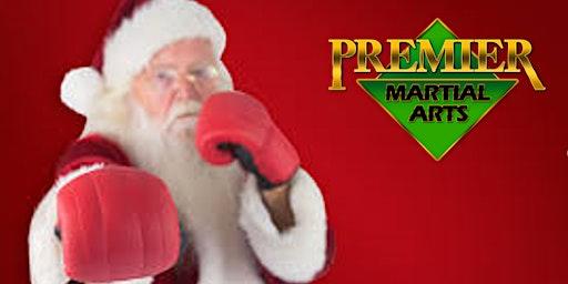 ***FREE*** Santa Karate Workshop for KIDS Ages 5-12