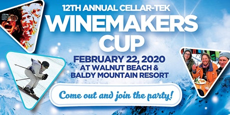 12th Annual Cellar-Tek Winemakers Cup tickets