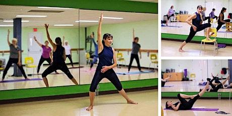 Essentrics Monday 9:30 AM Classes with Vital 1 Fitness (Jan 6 - Feb 24) tickets