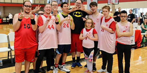 VOLUNTEER State Basketball Tournament  - Special Olympics Utah