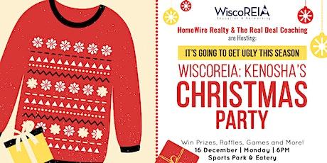 WiscoREIA's Members Only Kenosha Christmas Party tickets
