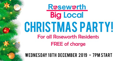 Roseworth Big Local Christmas Party!