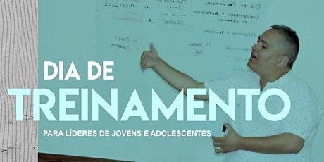 Dia de Treinamento para lideres de jovens e adolescentes ingressos