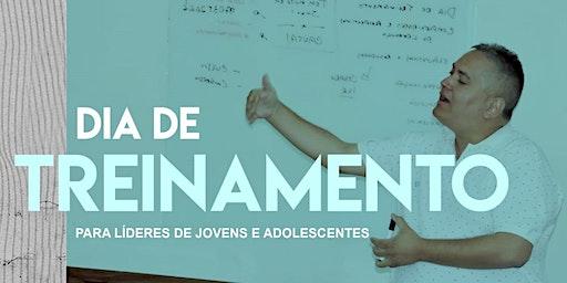 Dia de Treinamento para lideres de jovens e adolescentes