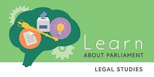 Queensland Parliament - Legal Studies Education Program