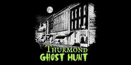 Thurmond Ghost Hunt - Fall 2020 tickets