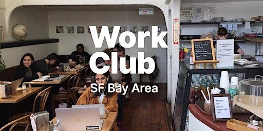 Work Club @ Mercury Cafe (San Francisco | Hayes Valley)