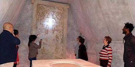 Visita guiada a la recreación de la Cripta y Sarcófago de Palenque entradas