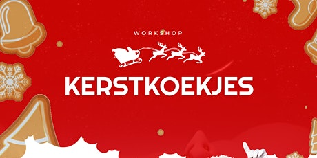Workshop kerstkoekjes maken tickets