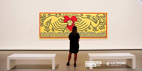 Masterclass & Private Exhibition Viewing - A shared life and practice: Keith Haring | Jean-Michel Basquiat tickets
