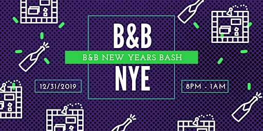 Boards & Brews New Years Bash!