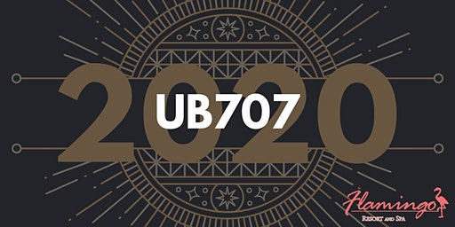 Ring in 2020 with UB707 at The Flamingo!