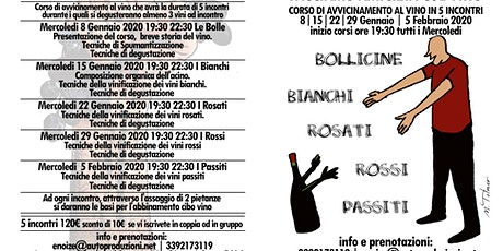 Facciamo amicizia col vino biglietti