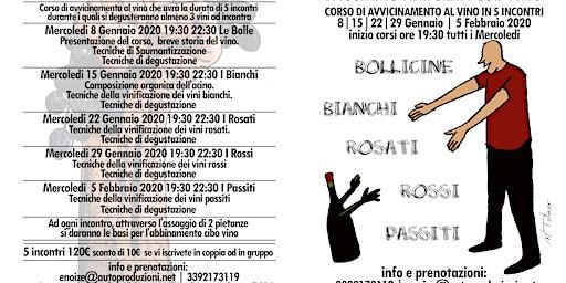 Facciamo amicizia col vino