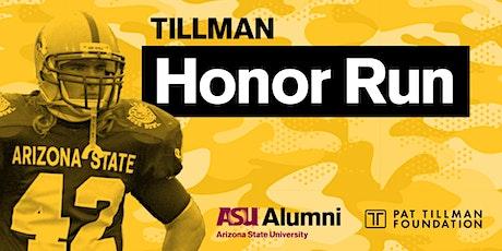 Tucson:Tillman Honor Run tickets