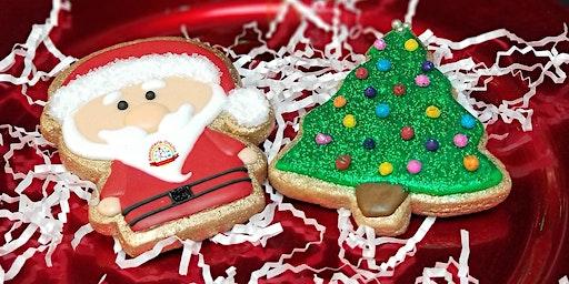 Taller Presencial Galletas decoradas con motivos de Navidad